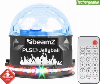 BeamZ PLS10 Jellyball met BT speaker